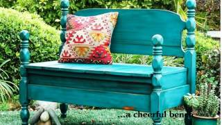 Creative ways to transform old furniture beyond recognition
