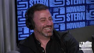 This Week On Howard: Jimmy Kimmel and Celebrating Howard's New Book