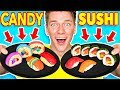 Making FOOD Out Of CANDY Learn How To Make DIY Edible Candy Vs Real Food Challenge mp3