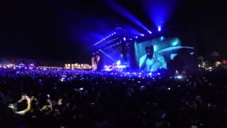 Ice Cube, Coachella 2016, Weekend 1, Gangsta Rap Made Me Do It, shot with a GoPro 3+