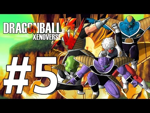 Dragon Ball XenoVerse: Part 5, The Ginyu Force!