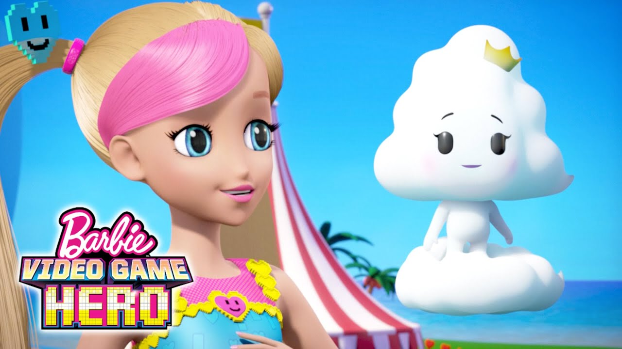 There S A First Time For Everything Barbie Video Game