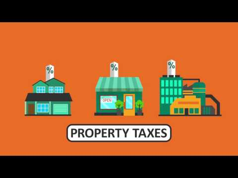 How your City of Vernon taxes are determined