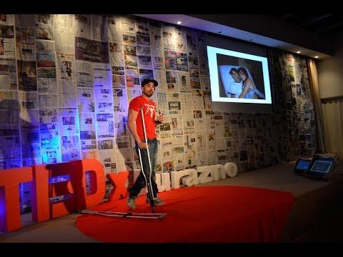 Valor de vida: Enrique Guajardo at TEDxDurazno