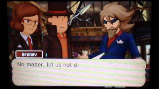 Professor Layton and the Azran Legacy (Part 46): Bronev and the Egg