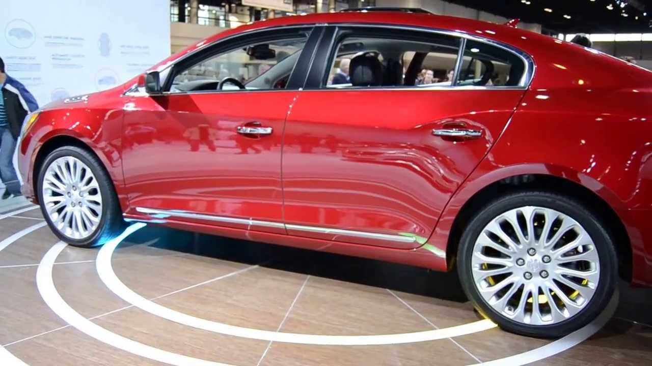buick lacrosse 2015 chicago auto show youtube. Black Bedroom Furniture Sets. Home Design Ideas