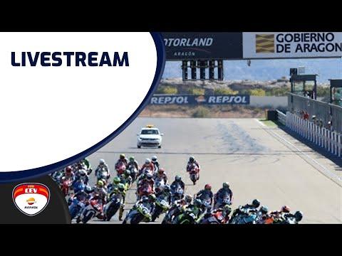LIVE Circuito de MotorLand Aragón Fifth round FIM CEV Repsol