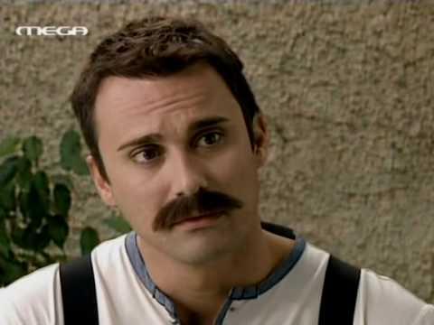 Mega Channel - The twenty - Kapoutzidis - Mi Fovasai Ti Fotia