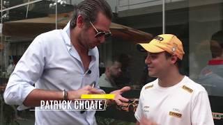 Felipe Massa fala da importância do simulador - Paddock com Patrick Choate
