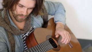 Fyfe Dangerfield of Guillemots - Dancing In The Devils Shoes (acoustic) The Holy Moly Sessions YouTube Videos