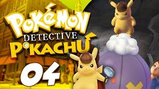Let's Play Detective Pikachu - Episode 4