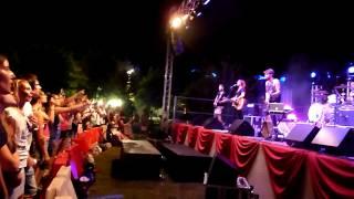 """Sonohra """"L'Amore"""" live @ Bosco di Zevio (VR) 18.07.2015"""