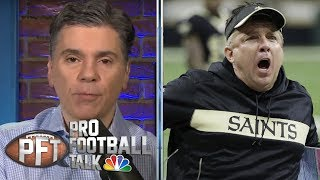 How to save pass interference replay review | Pro Football Talk | NBC Sports