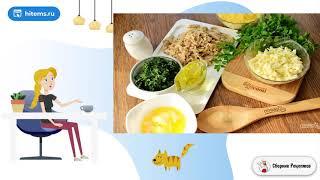 Чесночный хлеб с курицей и песто Вкусный блюдо рецепт
