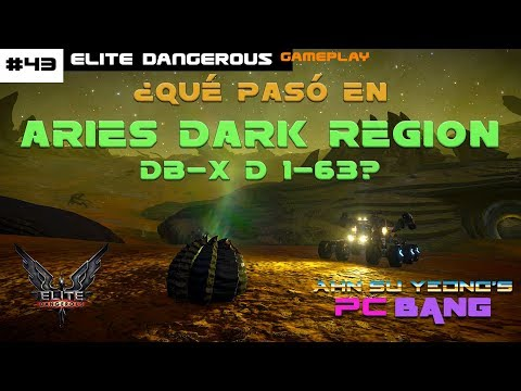 ¿Qué pasó en Aries Dark Region DB-X D1-63? | Elite Dangerous en español #43