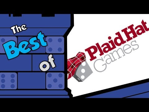 The Best of Plaid Hat Games