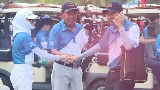 Giải golf giao hữu Họ Dương - Họ Lê: Chào mừng ngày Doanh Nhân Việt Nam