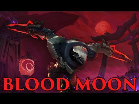 Letzter gc tag zed im blood moon gameplay youtube - Blood moon zed ...