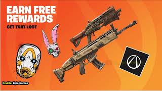 Fortnite x Mayhem LTM Details | Free Fortnite Mayhem Rewards | Fortnite new update for Borderlands