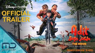 Adit Sopo Jarwo The Movie - Official Trailer | 30 April 2021 di Disney+ Hotstar Indonesia