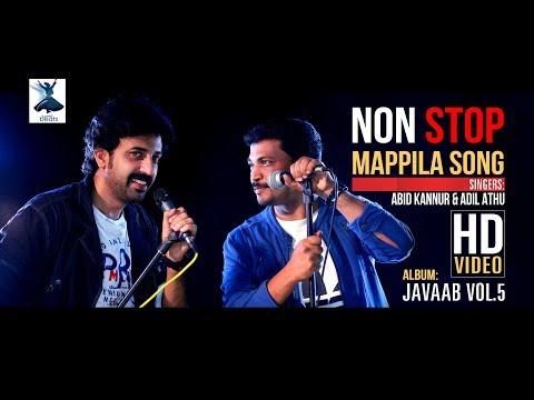 Raihana Thopil | Mappilappatt Non Stop | Abid Kannur & Adil Athu | Javab Vol 5