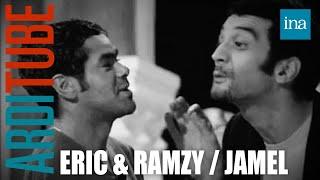 "Eric et Ramzy ""Réactions en chaîne avec Jamel Debbouze"" | Archive INA thumbnail"