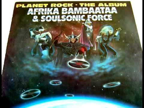 Afrika Bambaataa w  SoulSonic Force feat  Trouble Funk