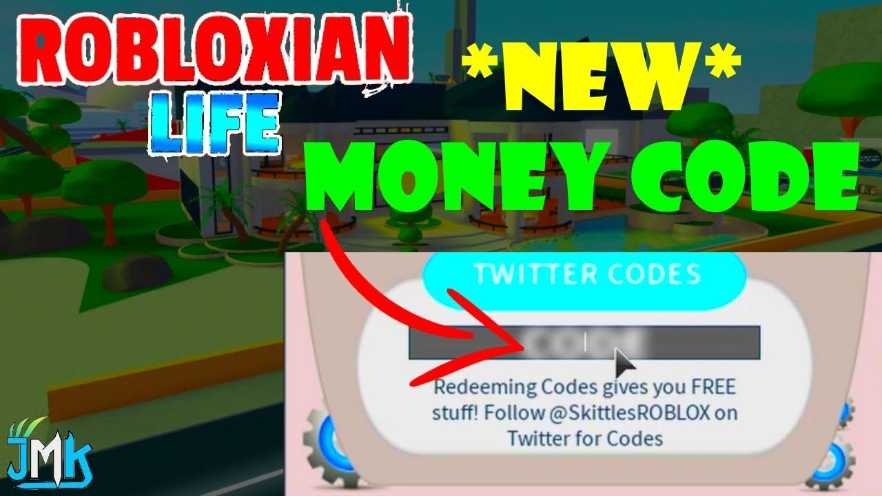 Roblox Robloxian Life Money Code 2018 New Expired Youtube