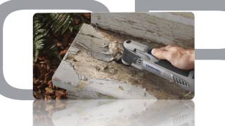 The Dremel Multi-Max MM45 gives you features and performance you'd ...