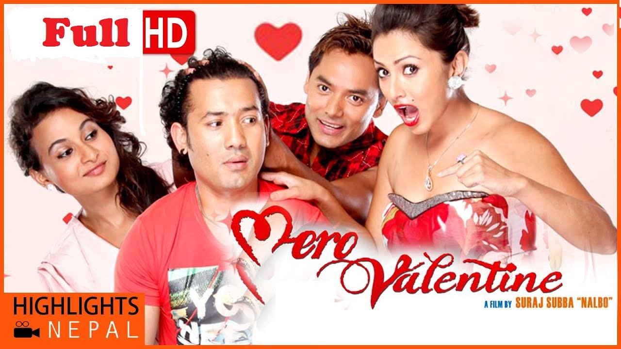 mero valentine superhit nepali short movie mero valentine feat nisha adhikari babu bogati - Valentine Full Movie