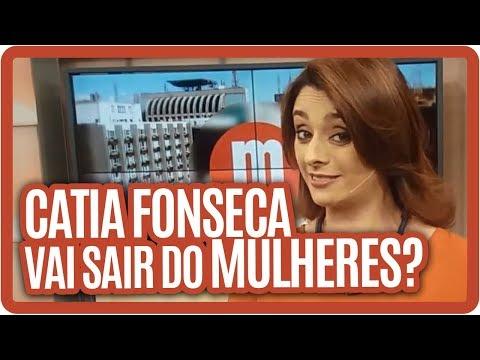 Catia Fonseca esclarece boato sobre sua saída da TV Gazeta