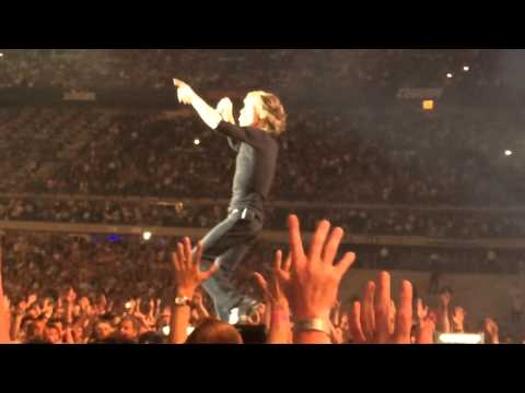 Rolling Stones - Brown Sugar-14 on Fire-Stade de France Jun