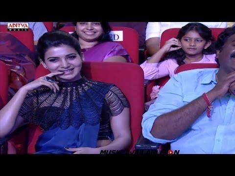 Ali And Suma Comedy On Samantha - Rabasa Audio Launch