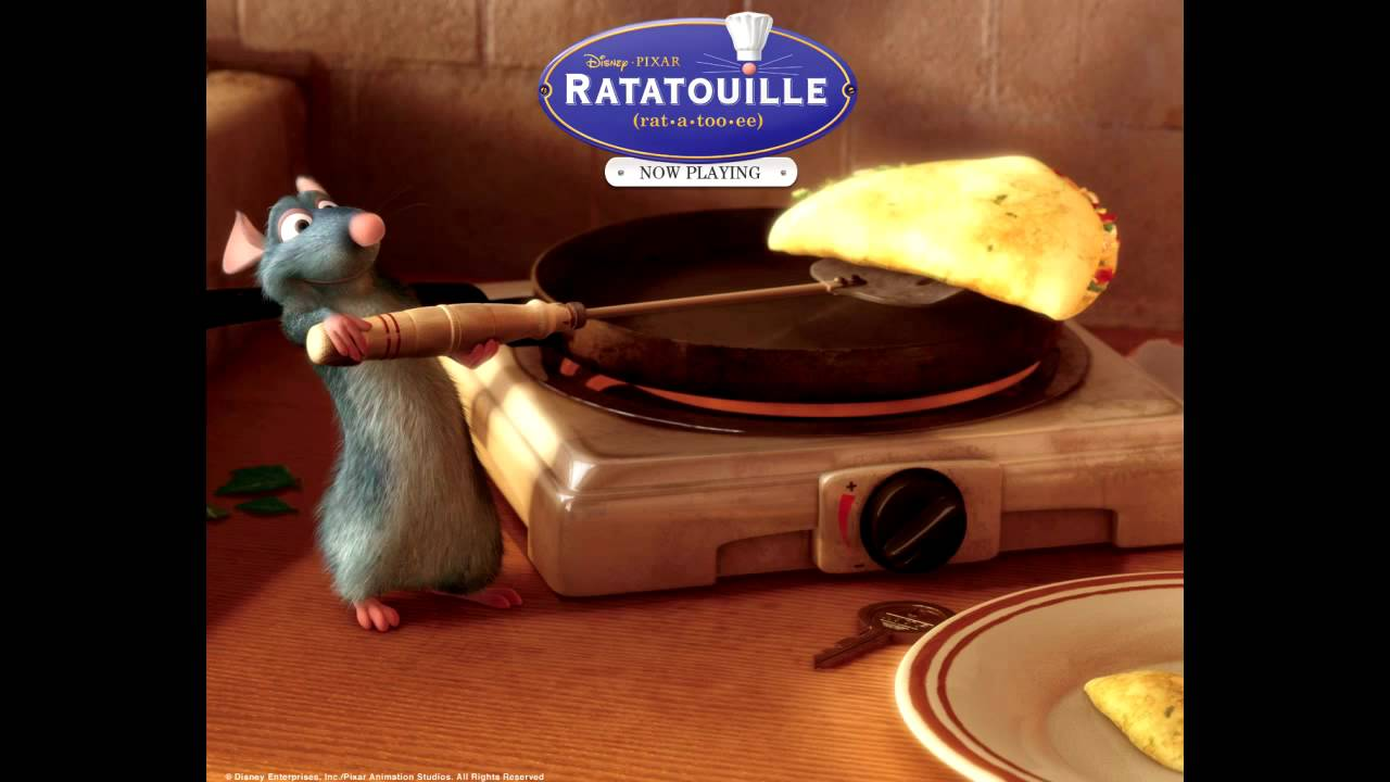 All Main Ratatouille Characters And Pics Hd Youtube