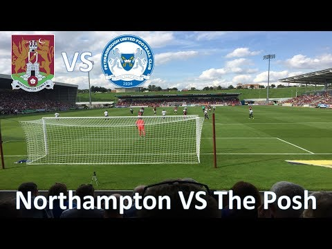 Northampton Vs Peterborough- Players Knew What This Meant To Us