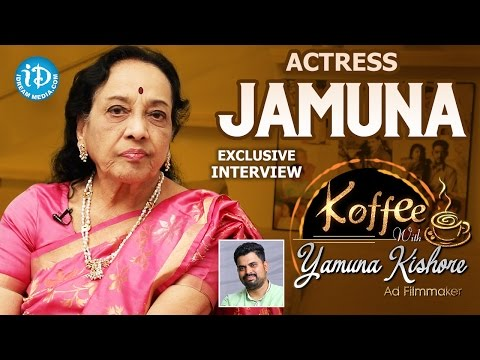 Actress Jamuna Exclusive Interview || Koffee With Yamuna Kishore #11 || #357
