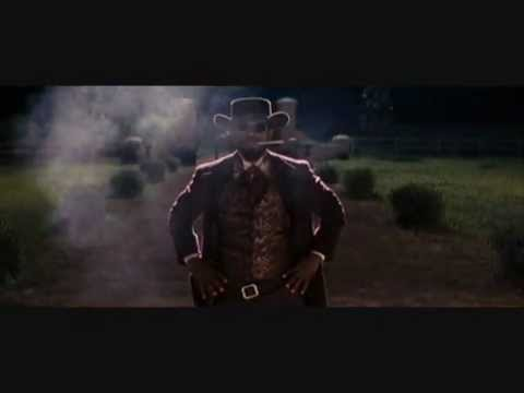 Django Unchained final scene