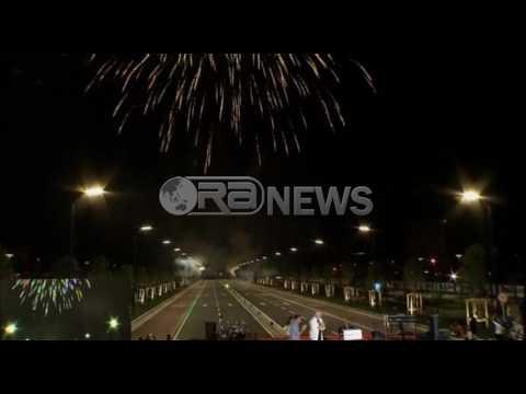 Ora News - Inaugurohet bulevardi i ri i Tiranës