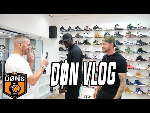 DON VLOG  A Day in a Dons Life!