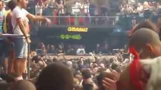 Loco Dice @ Amnesia / Ibiza - Playing: Vicente Guevara - Morocho