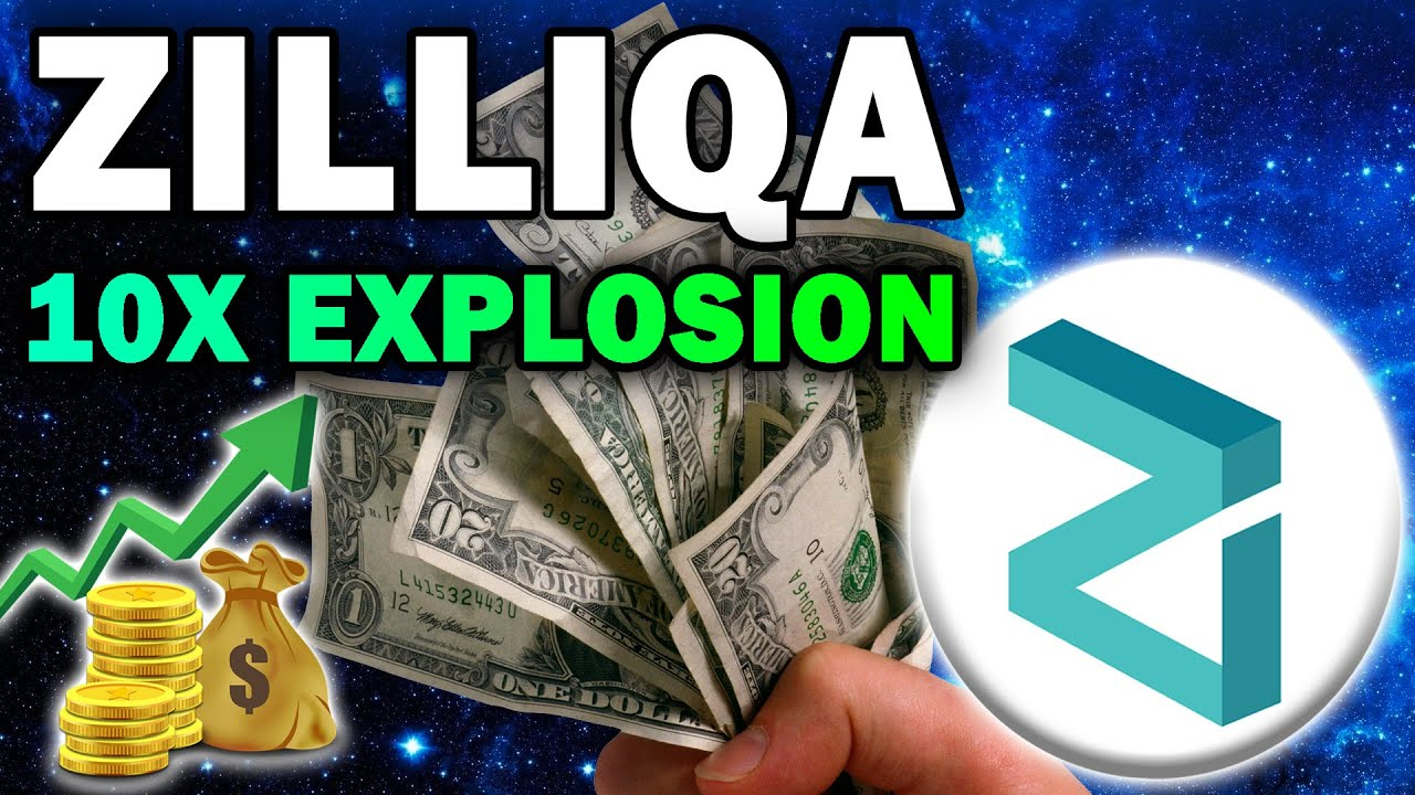 Download Zilliqa Explosion: Why ZIL Will AT LEAST 10x in 2021