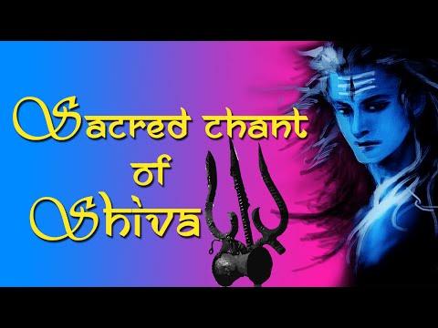 """Sacred Chants of Shiva Mantra ""- Mrityunjaya Stotram - Shiv Tandav Stotram - Rudrashtakam"
