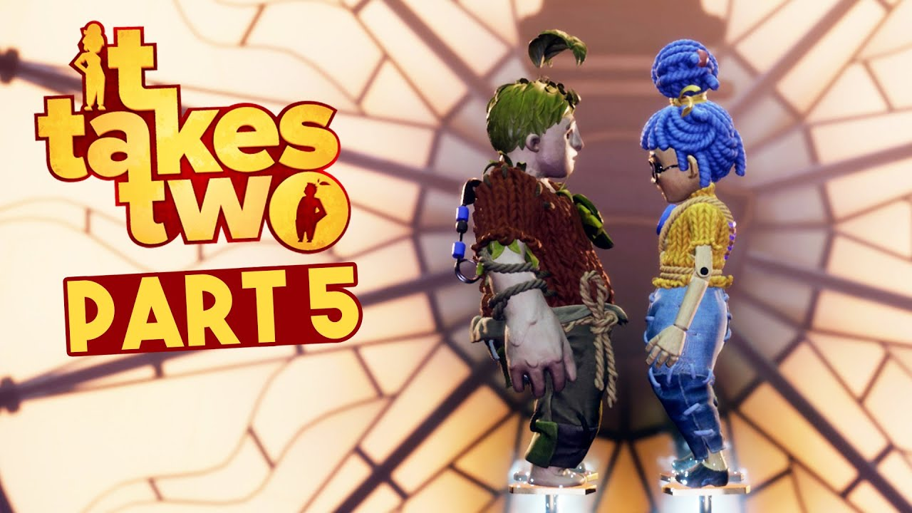 Download IT TAKES TWO Gameplay Walkthrough Part 5 - CUCKOO CLOCK (Chapter 4)