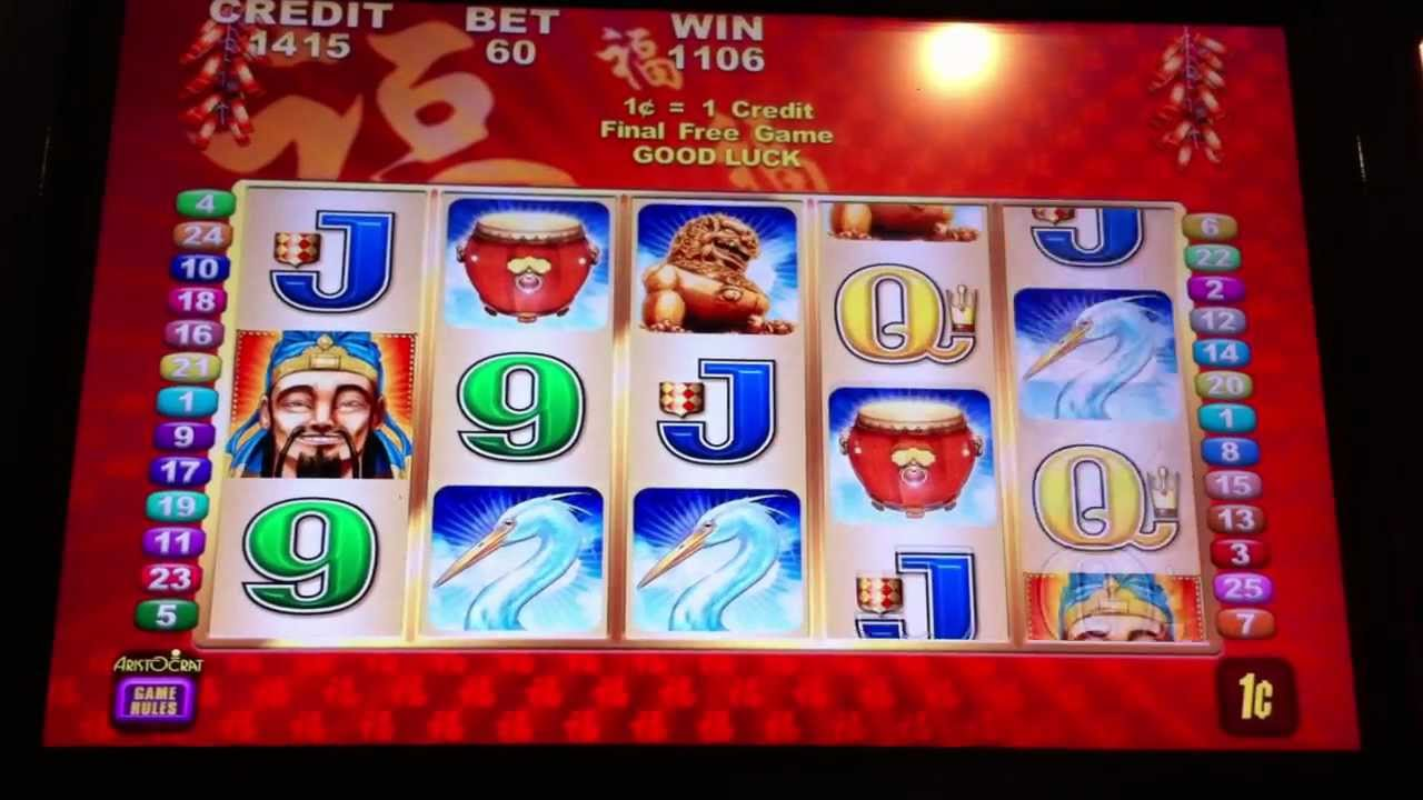 Lucky 88 Free Slots