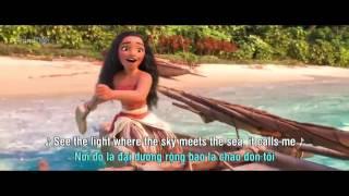 Auli'i Cravalho - How Far I'll Go (Moana OST) Lyric