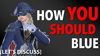 FFXIV The Right Way to Play Blue Mage [Let's Discuss]