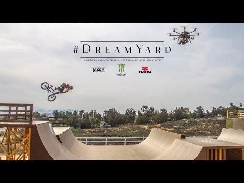 Monster Energy: Dream Yard ft. Pat Casey