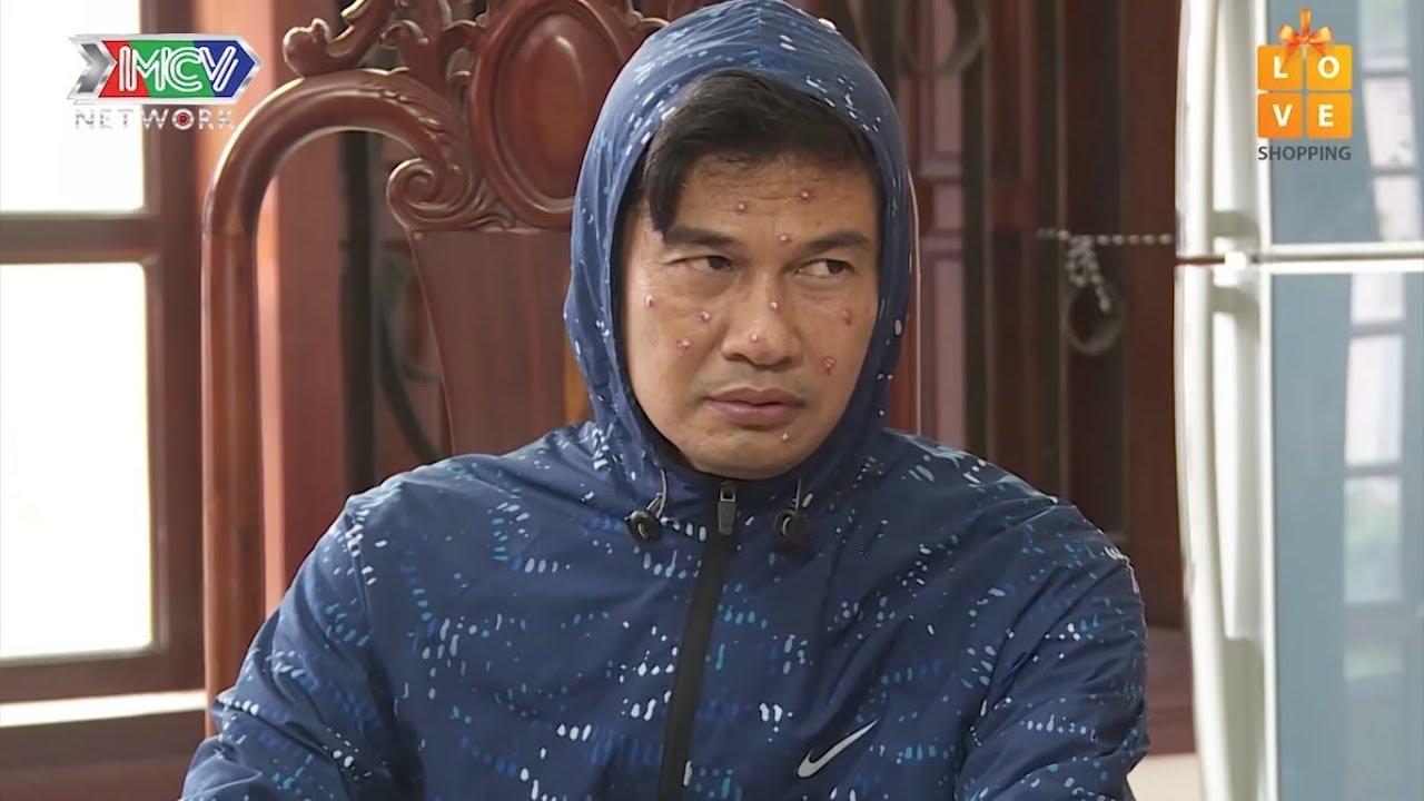 Tiết Cương khốn đốn với cơn THỦY ĐẬU tấn công khiến Kim Huyền hoảng hốt