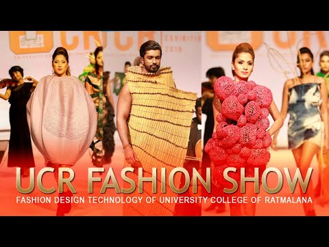 Aspiring New Designers from UCR Fashion Show #01