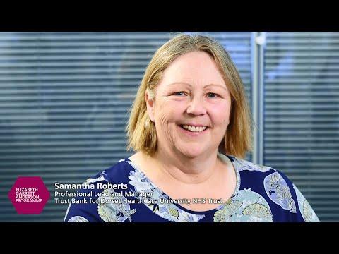 My Elizabeth Garrett Anderson programme experience: Samantha Roberts